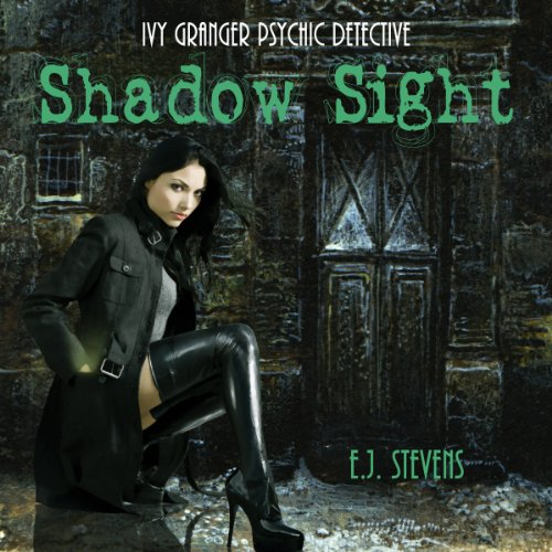 Shadow Sight audiobook cover art