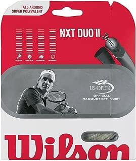 Wilson NXT Duo II Tennis String Set