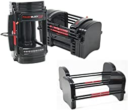 POWERBLOCK EXP Adjustable Dumbbell Set 5-70lbs