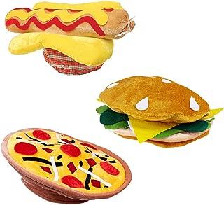 Food Hats - Pizza Hamburger Hot Dog Costume Party Dress Up - Chef Hat