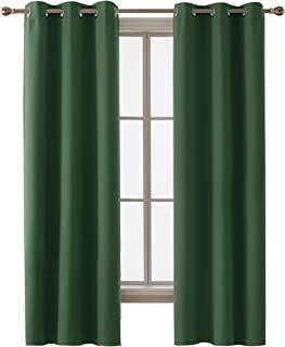 Deconovo Curtains Room Darkening Curtain Thermal...