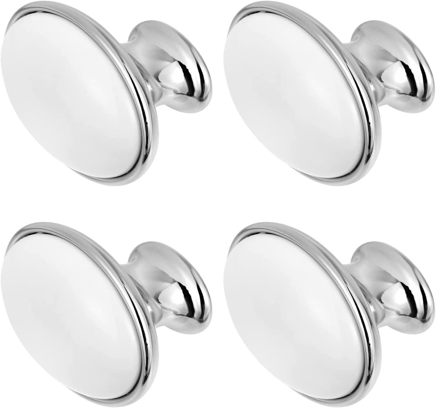 DOITOOL 4pcs Antique Metal Drawer Excellence Door Knob Pull Cupboard Handle Max 68% OFF