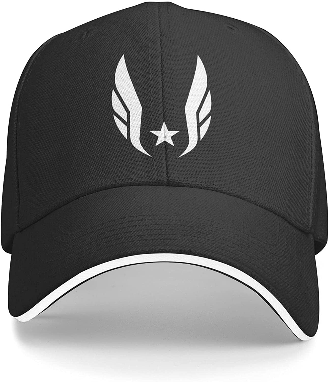 Baseball Cap USA_Track_Field Hats Unisex Sandwich Dad Hat Trucker Hats Visor Caps Adjustable Washable