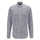 BOSS Relegant_2 10232604 01 Camisa, White100, S para Hombre
