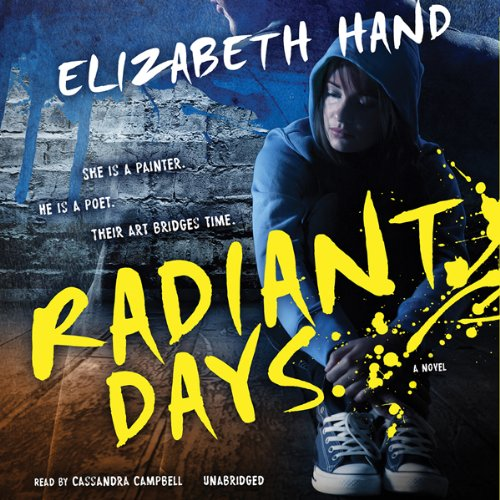Radiant Days Audiobook By Elizabeth Hand cover art