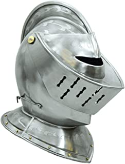 ANTIQUECOLLECTION European Closed Helmet Engraved