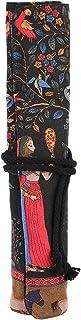 Haokaini Toile Crayon Wrap Roll up Peinture Brosse Stockage Wrap Stylo Sac pour Étudiants Peintre