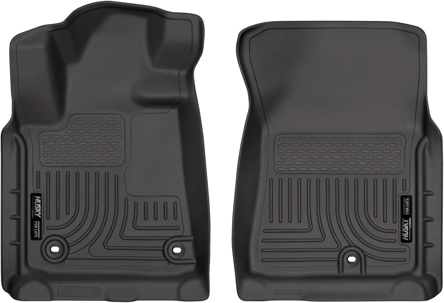 Husky Liners - 18561 half Fits 2012-20 Selling and selling Tundra C CrewMax Toyota Double