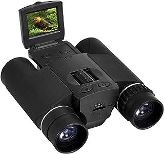 10X25 10mm Objective Lens HD 1280x960P 1.5 inch LCD Screen Binocular Telescope Digital Camera High Quality