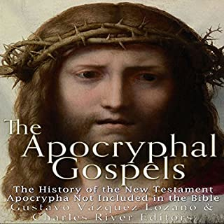 The Apocryphal Gospels cover art
