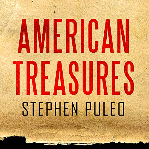 American Treasures audiobook cover art