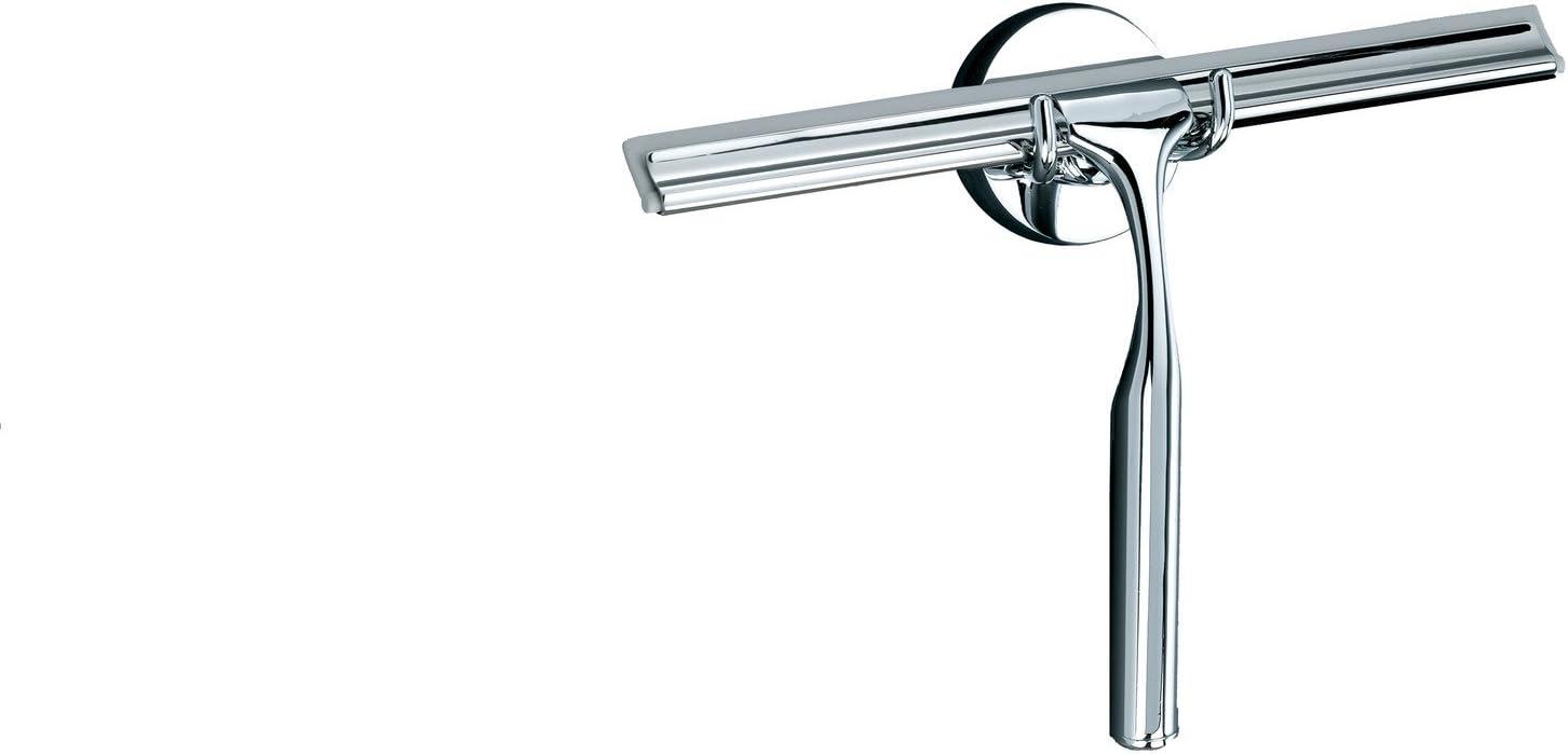 DWBA Wiper Blade Squeegee for Shower Glass Door W/Wall Bracket H