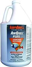 Kordon  #33462 Amquel Plus- Ammonia Detoxifier for Aquarium, 1-Gallon ONLY, MODEL-33462