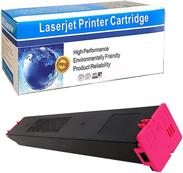 M Online Compatible Toner Cartridge Replacement For Sharp MX60NTMA MX3050 3070 3550 3570 4050 4070 5050 6050 6070 Magenta 24000 Pages