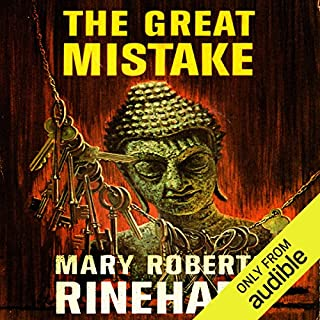 The Great Mistake audiobook cover art