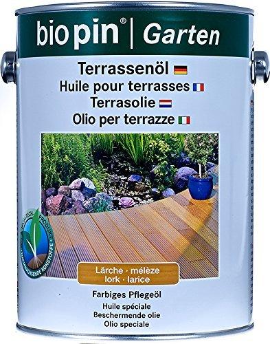 2,5L Biopin Terrassenöl lärche