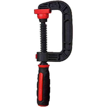 Length:7 Inch Fladess Quick Release C Clamp Pack With Set of 8