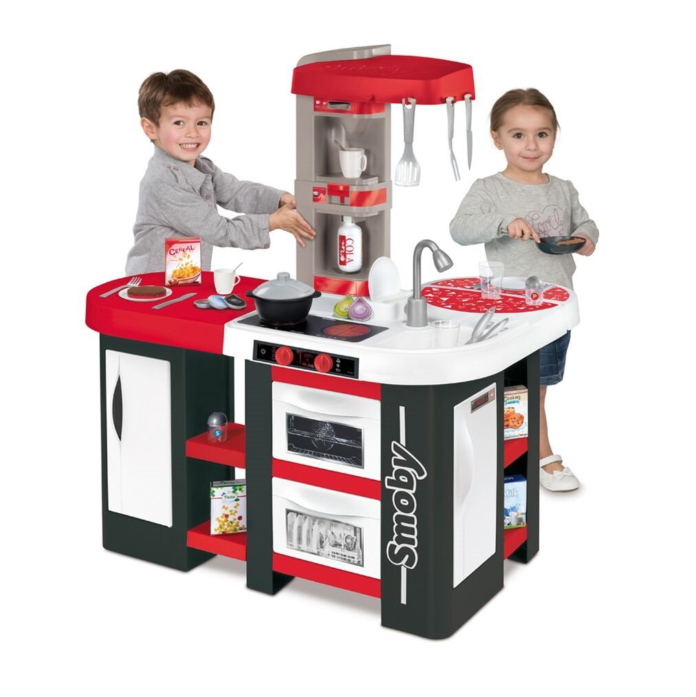 Cocinita de juguete Studio XL con accesorios (Smoby 311028 ...