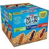 Nutri-Grain Kellogg's Cereal Bars Variety Pack, 36 Count