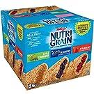 Nutri-Grain-Kellogg's Cereal Bars Variety Pack, 1.3 Oz, 1 Pack (36Count Each) Dsgkwl