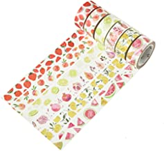 Best strawberry washi tape Reviews