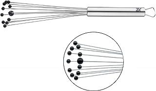 WMF Flexi Whisk 27 cm Profi Plus Cromargan Stainless Steel Silicone Partly Matt
