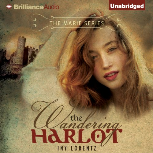 The Wandering Harlot audiobook cover art