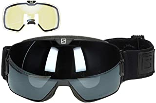 SALOMON Xmax & Xtra Lens Googles, Black