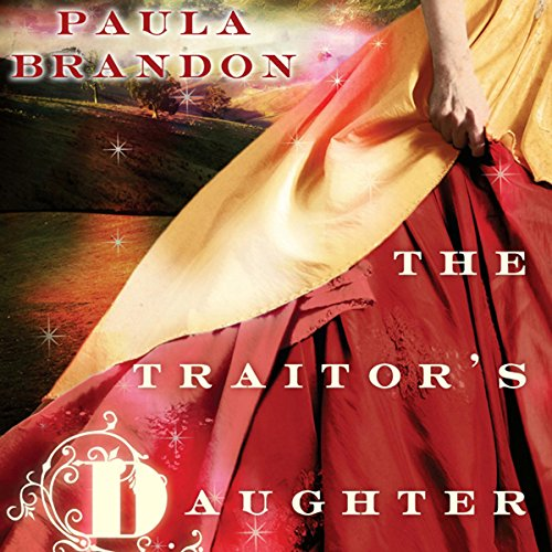 The Traitor's Daughter cover art