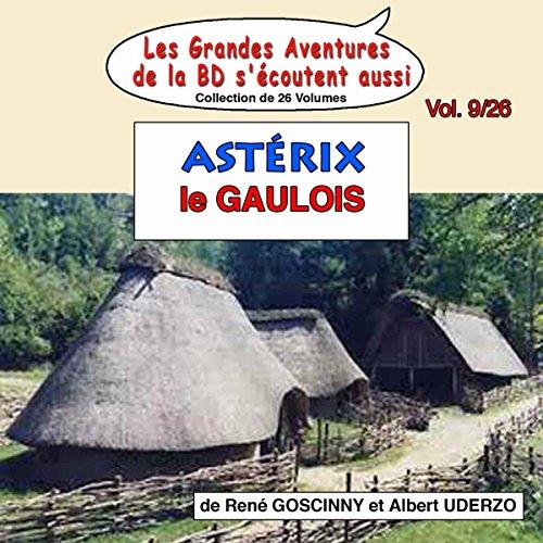 Couverture de Astérix le Gaulois (Les Aventures d'Astérix 1)