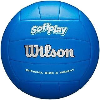 Bola de Vôlei Wilson Soft Play - Maciez & Toque Aveludado