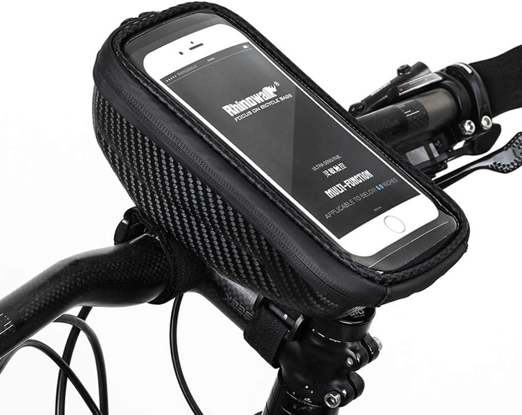 5 popular LIYOUPIN Phone Holder Bike Popular product Front Frame Waterp Bag