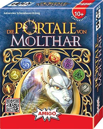 Die Portale von Molthar: AMIGO - Kartenspiel