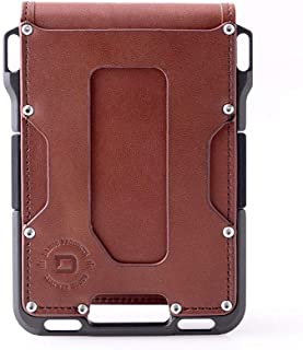 3a27b3eaa Dango M1 Maverick Wallet - CNC-Machined Aluminum, RFID Blocking, Made in USA