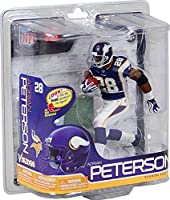 NFL Minnesota Vikings McFarlane 2011 Series 26 Adrian Peterson Action Figure