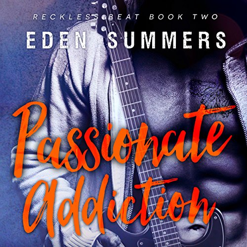 Passionate Addiction audiobook cover art