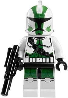 LEGO Star Wars The Clone Wars - Commander Gree Minifigure with Blaster Gun (9491)