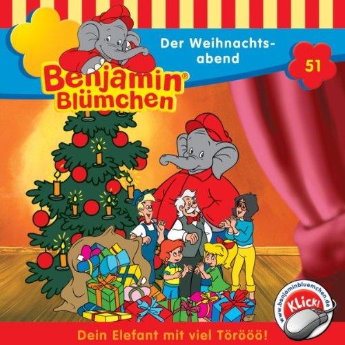 Der Weihnachtsabend Titelbild
