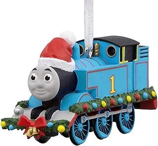 Ornament Hallmark Thomas The Tank Engine with Santa Hat Christmas Tree