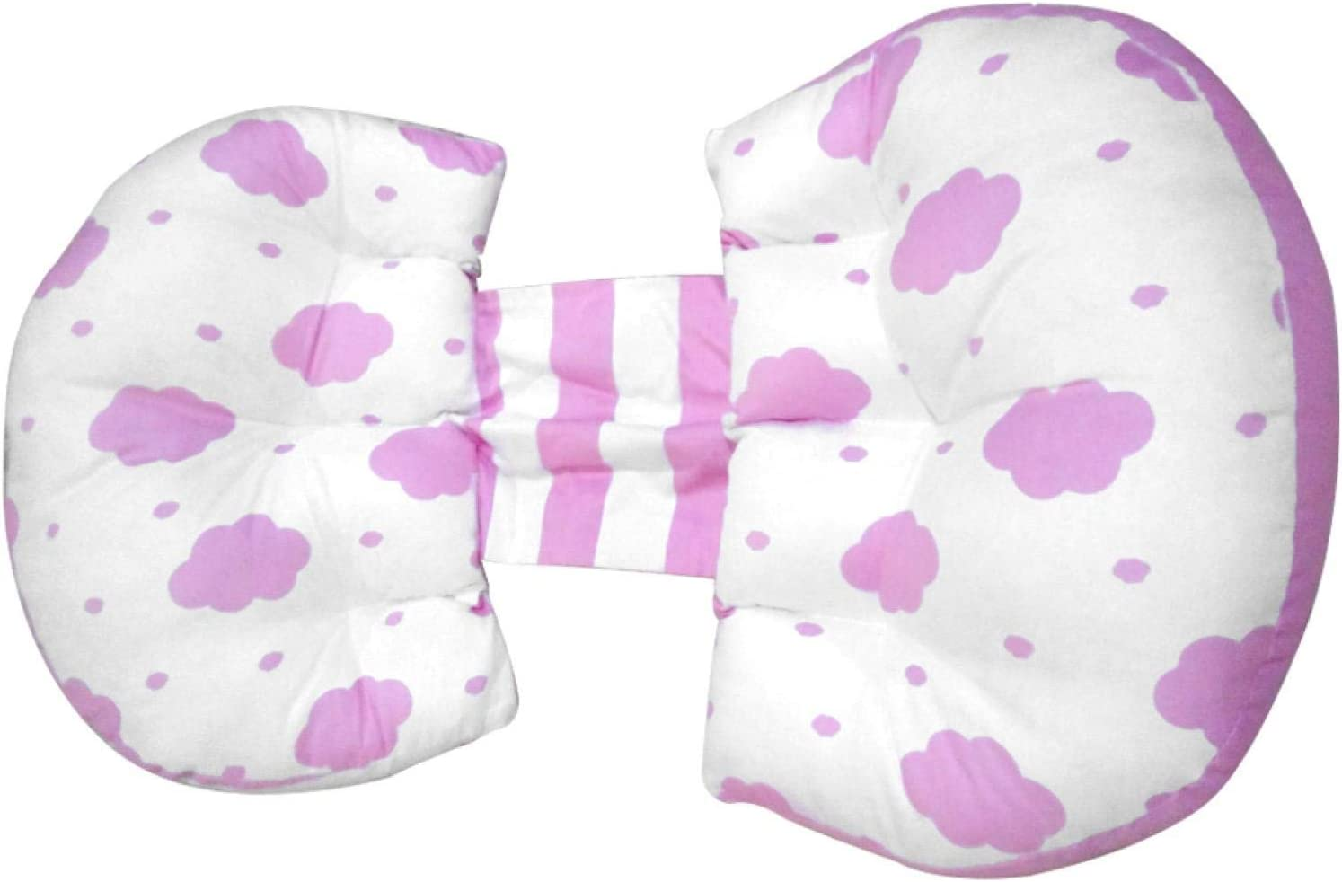 U Shape Double Wedge Support Waist Side Sleeping Pillow Bump and Back Support Cushion Best Pregnant Mom Gift MOVKZACV Side Sleeper Pregnancy Pillow