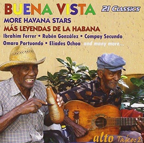 Buena Vista: More Havana Stars / Mas Leyendas De La Habana by Buena Vista Social Club Alumni (2011-08-16)