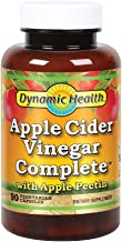 Dynamic Health Apple Cider Vinegar Complete with Apple Pectin, 90 Count