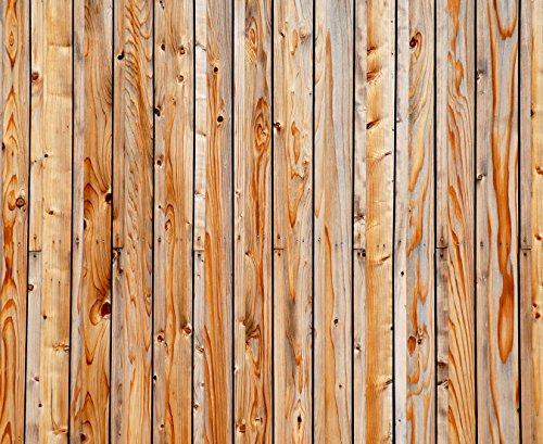 Bilderdepot24 Fotomural Tablones de Madera 120x100 cm - Directamente Desde el Fabricante