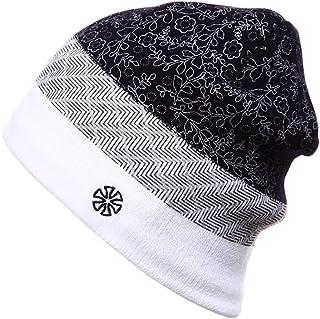 YiyiLai Unisex Soft Fleece Stretch Knit Skull Ski Cap Beanies Baggy Hat