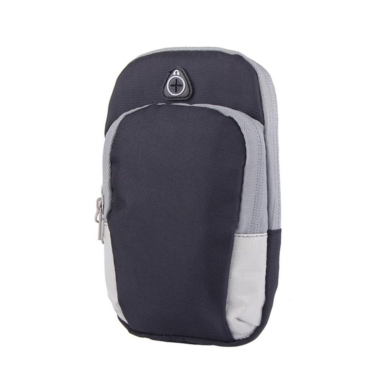 エレクトロニックグラム不公平ダクロンスポーツランニングジョギングジムアームバンドホルダーバッグ携帯電話用