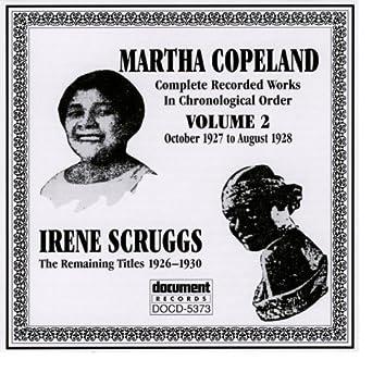 Martha Copeland Vol. 2 (1927-1928)