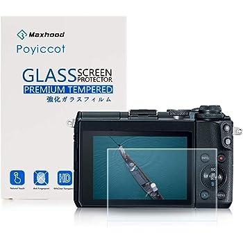 6x protector de pantalla para Canon EOS M6 Mark Film Invisible Shield Claro II