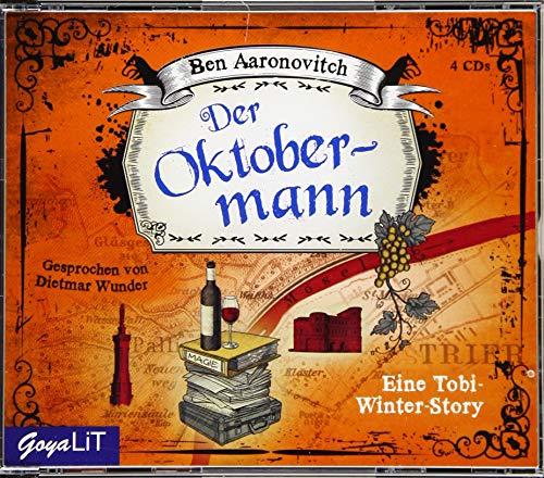 Der Oktobermann Titelbild