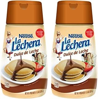 Nestle La Lechera Dulce de Leche (Pack of 2)