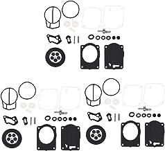 New Carb Rebuild Repair Kit for Yamaha XL XLT 1200 GP1200R GPr1200 Xl1200 XLT1200 Pack of 3
